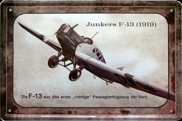 """Junkers F-13"""