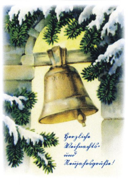 Frohe Weihnachten IV, 8 Karten