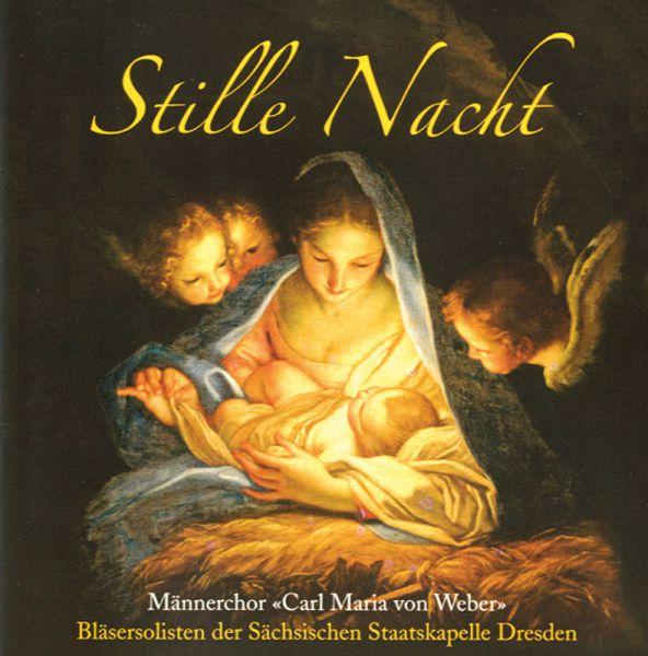 Stille Nacht - Männerchor Carl Maria von Weber
