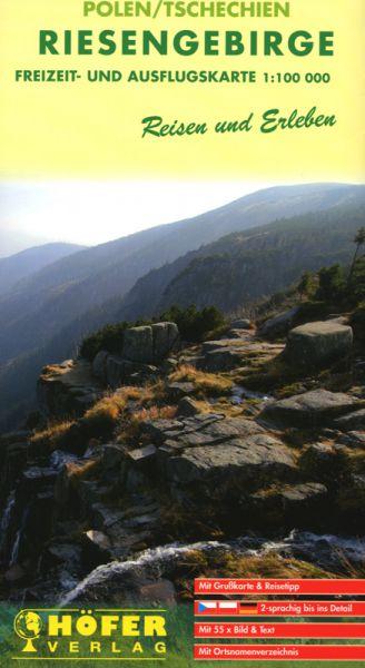 Erlebniskarte Riesengebirge