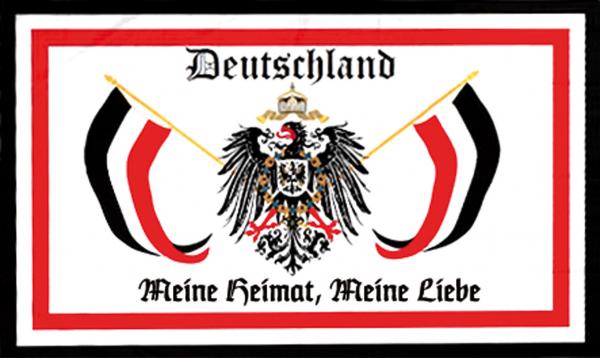 """""""Deutschland meine Heimat – meine Liebe"""""""