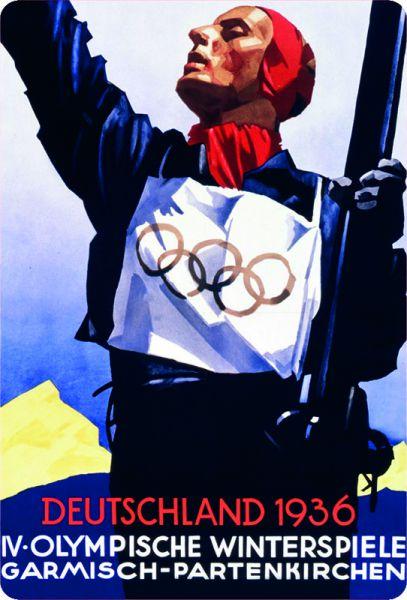 """""""Olympische Sommerspiele 1936"""""""