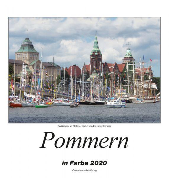 Pommern in Farbe 2020