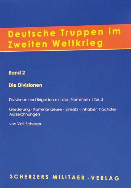 Deutsche Truppen im Zweiten Weltkrieg (Band 2)