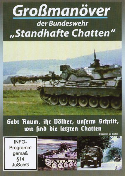 Großmanöver der Bundeswehr