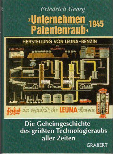 """Unternehmen Patentenraub"" 1945"