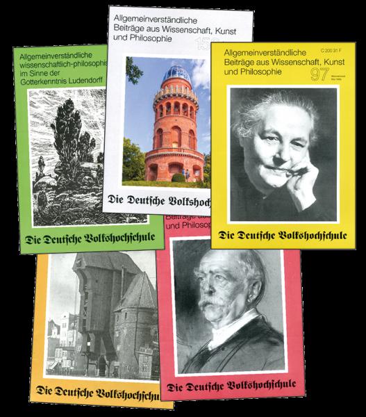 """""""Die Deutsche Volkshochschule"""""""