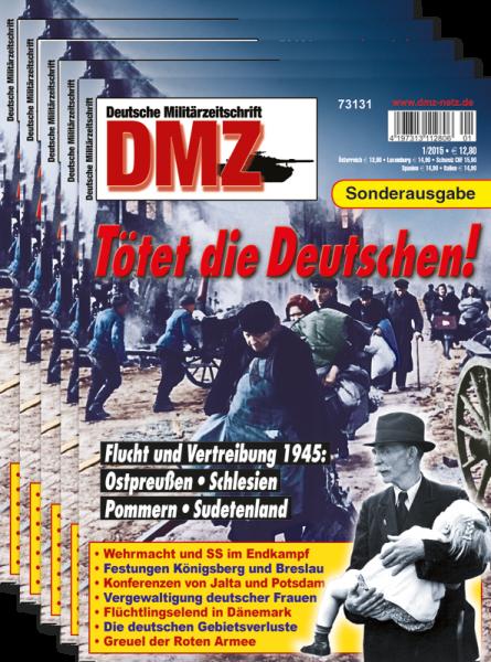 """5 Exemplare """"Tötet die Deutschen: Flucht und Vertreibung"""""""