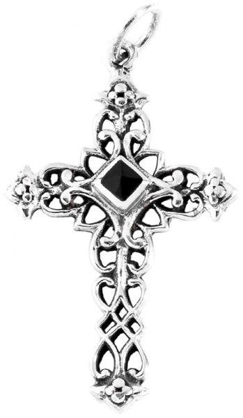 """""""Gotenkreuz"""", 925er Silber"""