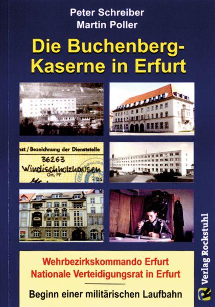Die Buchenbergkaserne in Erfurt