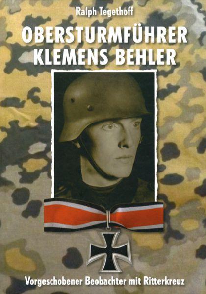 Oberstürmführer Klemens Behler