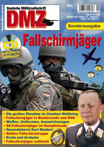 """""""Fallschirmjäger"""" mit Gratis-CD"""