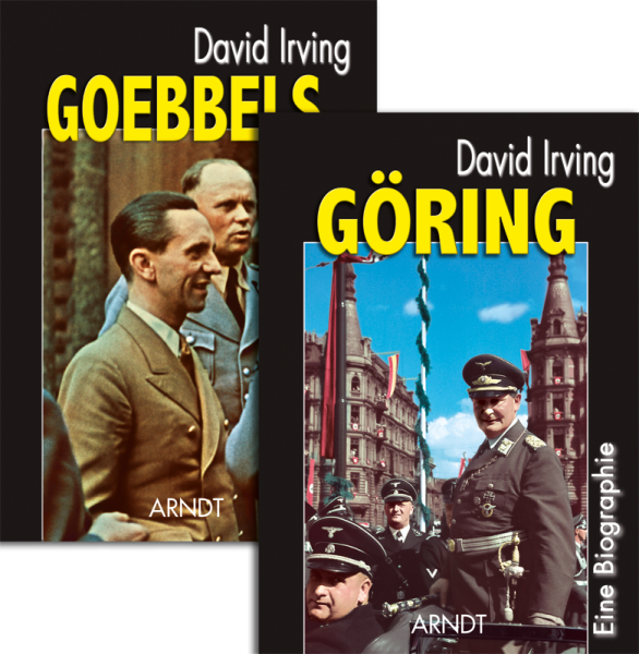 Göring + Goebbels