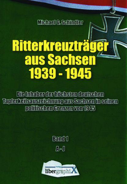 Ritterkreuzträger aus Sachsen 1939-1945