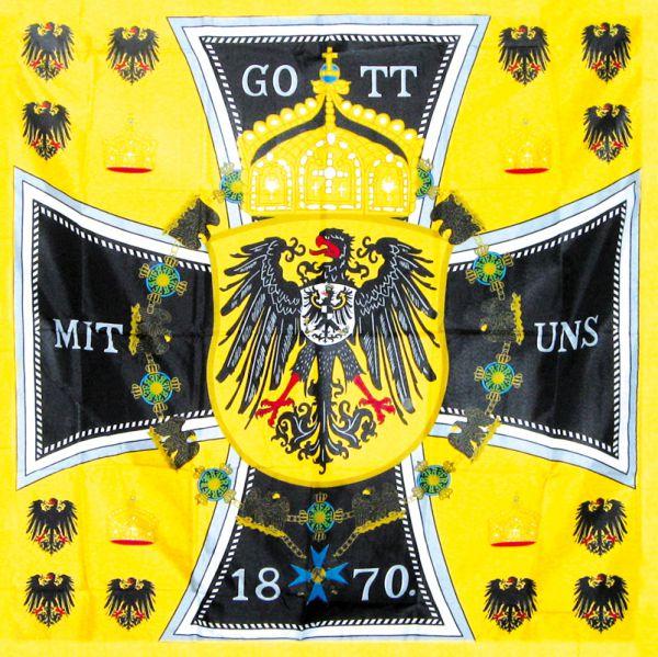 Tischstandarte des Deutschen Kaisers
