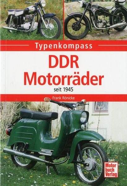 Typenkompaß DDR Motorräder