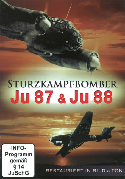 Sturzkampfbomber Ju 87 und Ju 88