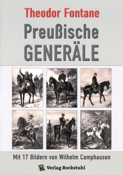 Fontane, Preußische Generäle