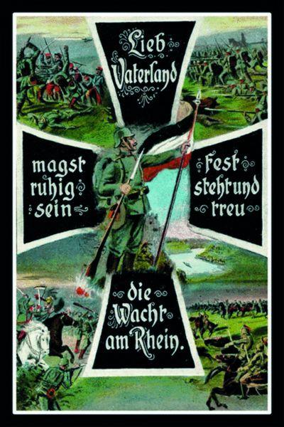 """""""Die Wacht am Rhein"""""""