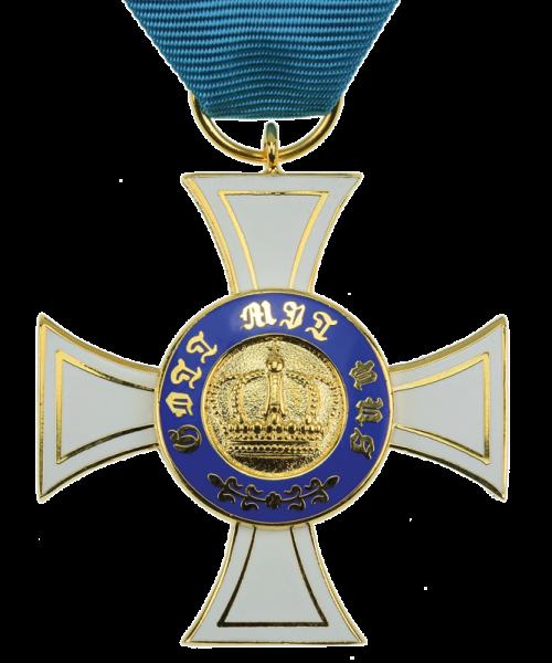 Preußischer Königlicher Kronen Orden Kreuz 3.Klasse