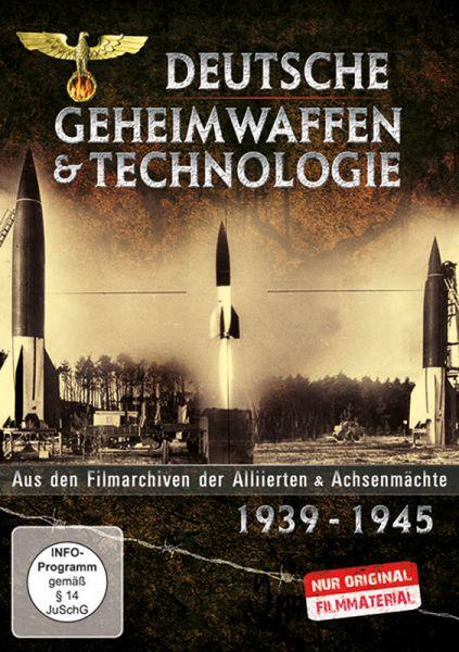 Deutsche Geheimwaffen und Technologien
