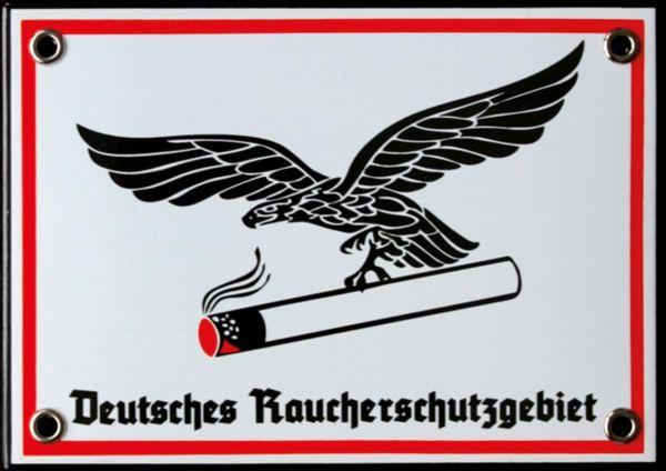"""""""Deutsches Raucherschutzgebiet"""""""