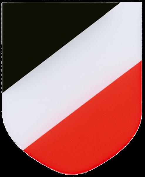 """""""Helmabzeichen s-w-r"""""""