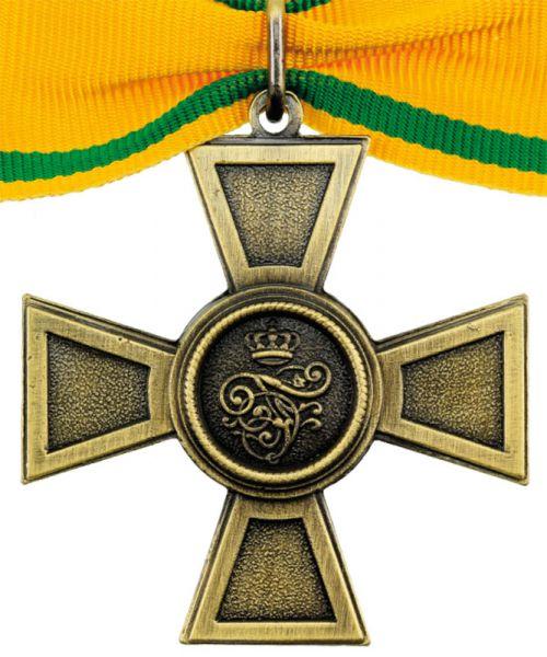 Verdienstkreuz zum Zähringer Löwen