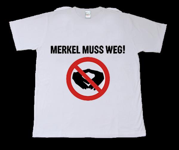 """""""Merkel muß weg"""""""