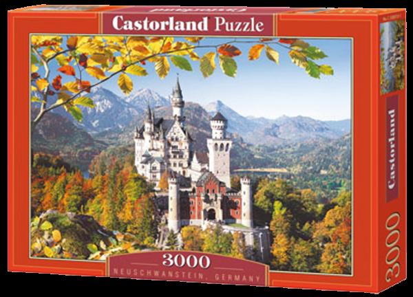 """Puzzle """"Neuschwanstein"""""""