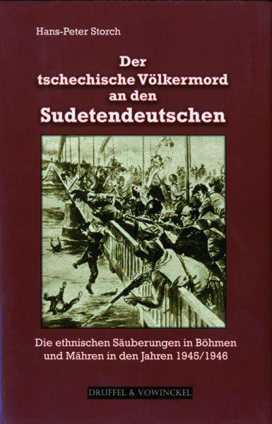 Der tschechische Völkermord an den Sudetendeutschen