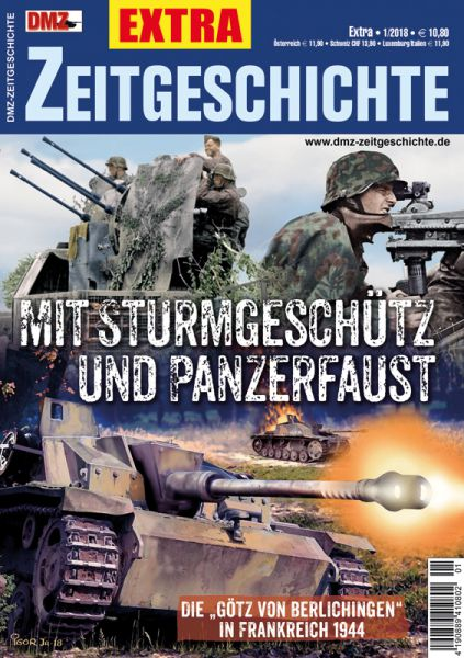 Mit Sturmgeschütz und Panzerfaust