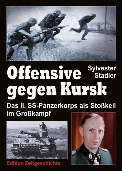 Offensive gegen Kursk