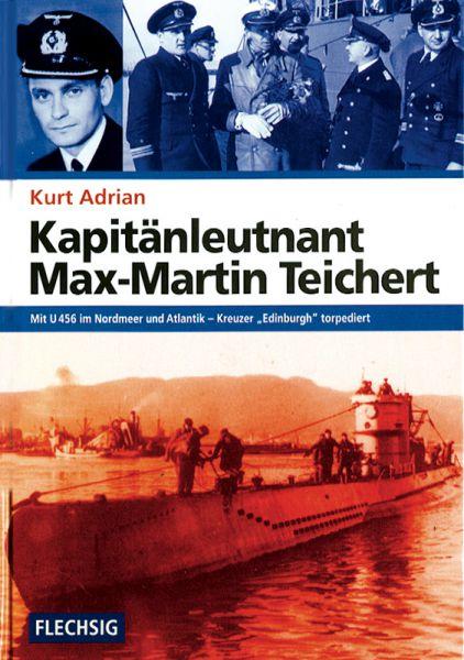 Kapitänleutnant Max-Martin Teichert
