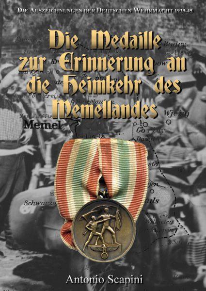 Die Medaille zur Erinnerung an die Heimkehr des Memellandes