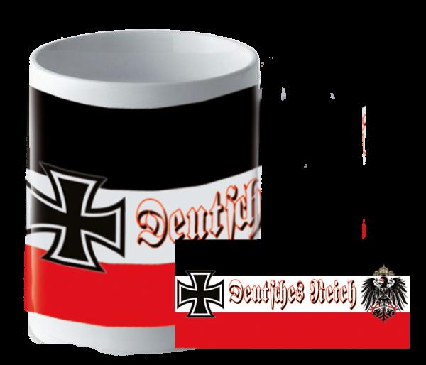 """Becher """"Deutsches Reich"""""""