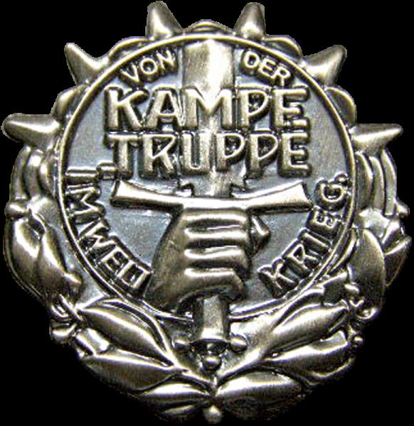 """""""Von der Kampftruppe im Felde"""""""