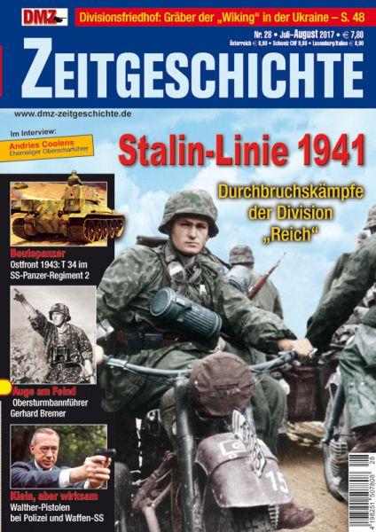 Stalin-Linie 1941