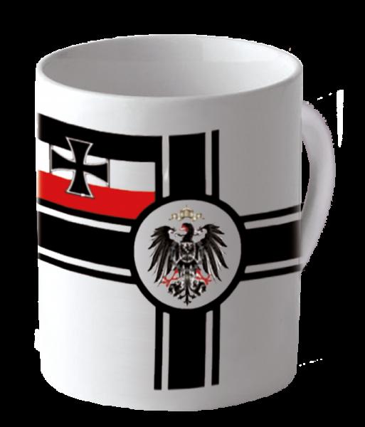 "Becher ""Reichskriegsflagge"""