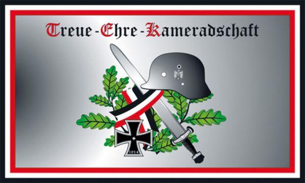 """""""Treue - Ehre- Kameradschaft"""""""