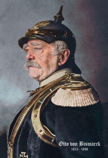 """""""Otto von Bismarck"""""""