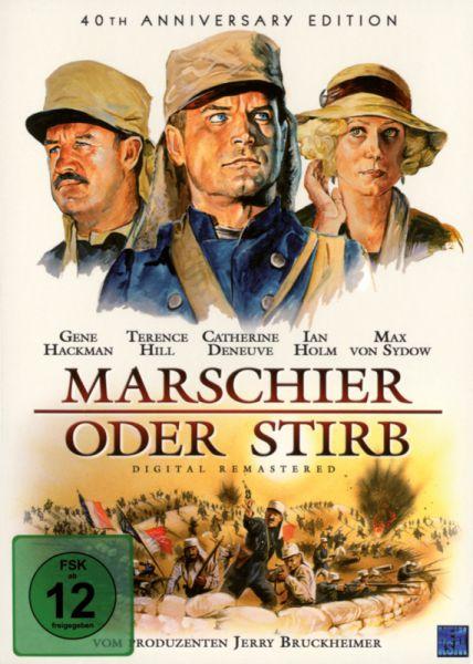Marschier oder stirb (1977)