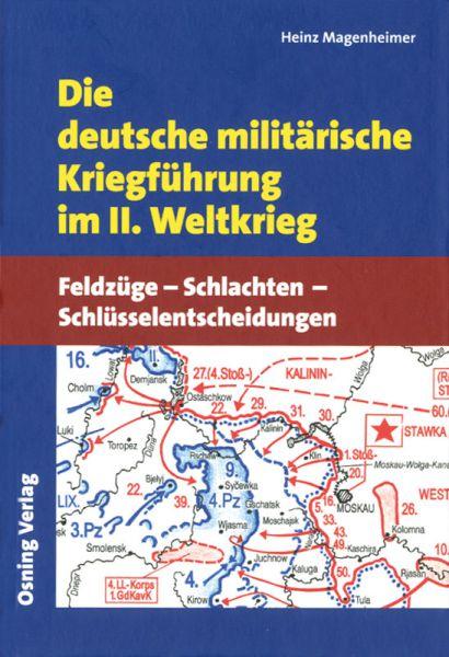 Die deutsche militärische Kriegsführung