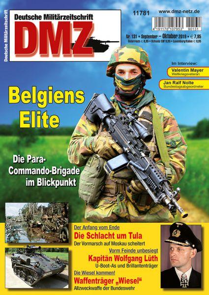 Zeitschrift DMZ 131 (Sep/Okt 2019)