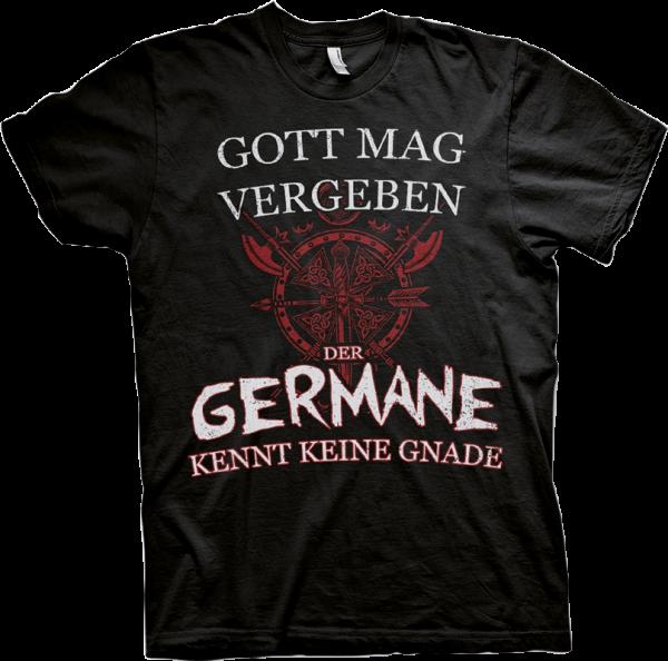 Der Germane kennt keine Gnade
