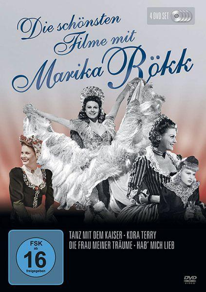 Die schönsten Filme mit Marika Rökk
