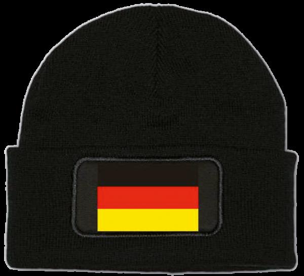 """""""Deutschland"""", schwarz"""