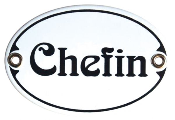 Chefin