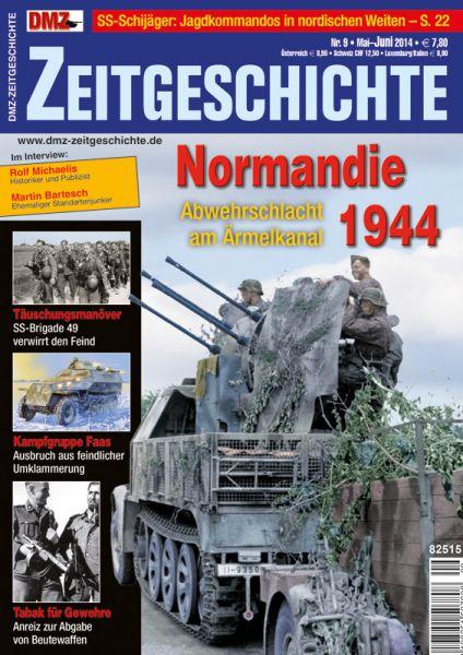 DMZ Zeitgeschichte Mai-Juni 2014