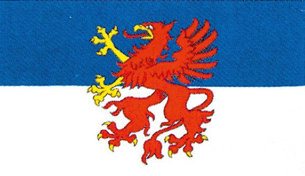 Tischfähnchen Pommern